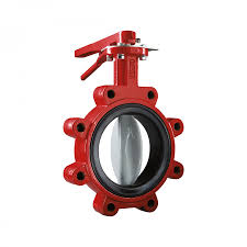 Bray High Pressure Resilient Seated Butterfly Valve