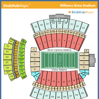 Williams Brice Stadium Events And Concerts In Columbia
