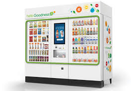 Pepsi Vending Machine Price Beauteous Vending Channel Sharpens Focus On Cold Drink Trends As Water Usurps