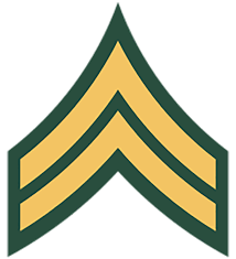 Army E 6 Pay Chart U S Military Rank Insignia