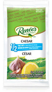 caesar salad dressing packets. Prod Image To Caesar Salad Dressing Packets