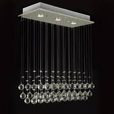 lightess com supplies lightess modern chandelier lights rain drop lighting crystal ball fixture pendant ceiling