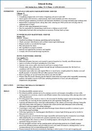 Sample Bartender Resume 100 Sample Bartender Resume SampleResumeFormats100 35
