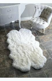 enchanting faux sheepskin rug pink faux sheepskin rug for home decorating ideas beautiful best fluffy