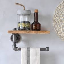 kitchen towel holder. Contemporary Holder Industrial Kitchen Towel Holder And Shelf L
