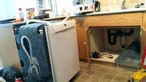 home depot dishwasher installation cost. Does Home Depot Install Dishwashers How Much It Cost To Dishwasher Medium Size Inside Installation