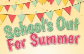 School's Out for Summer!   St Ann's R.C. Primary School