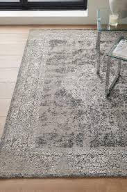 distressed oriental rug