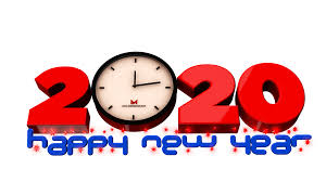 New Year 2020 Png Images Transparent 3d Designed Text Mtc