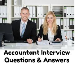 Preparation For Accounts Interview Accountant Interview Questions And Answers Guide