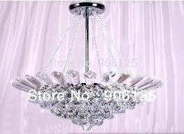 crystal and chrome chandelier lighting modern crystal chandelier chrome chandeliers light 8 crystal chrome flush