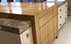 alder wood countertops