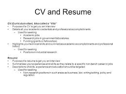 Presentation Resumes Cv Resume Strategies And Tips Ppt Video Online Download