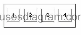 fuse and relay box diagram bmw 3 e46 bmw e46 blok salon 5