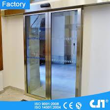 glass door frames stainless steel frame automatic sliding glass door view sliding automatic door cn product glass door frames