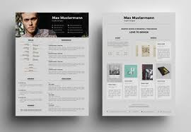 Unique Resume Formats Impressive 48 Creative Resume Templates To Land a New Job in Style