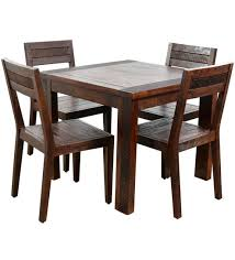 four dining room chairs for nifty venus four seater dining set dining designs