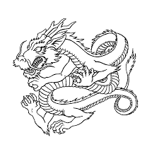 Chinese Draken Kleurplaten Brekelmansadviesgroep