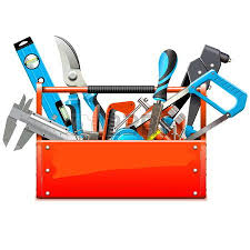 toolbox with tools clipart. vector toolbox with hand tools isolated on white background royalty free cliparts, vectors, and stock illustration. image 81070702. clipart