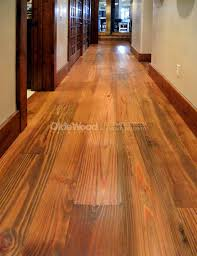 reclaimed wide plank flooring antique heart pine select