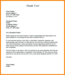 Leaving Work Thank You Letter – Rightarrow Template Database