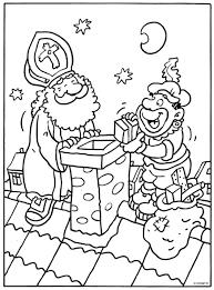 Sint En Piet Op Het Dak Schull Zwarte Piet Sinterklaas En