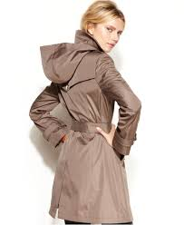 gallery previously sold at macy s women s canvas coats