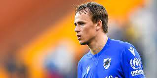 Sampdoria, le ultime sull'infortunio di Damsgaard