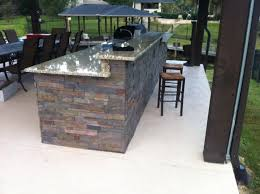 Cinder Block Outdoor Kitchen Just About Done With My Outdoor Kitchen Diy Granite Grill Hot