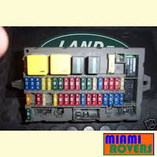 2000 land rover discovery fuse box 2000 wiring diagrams