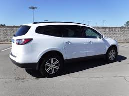 2017 Used Chevrolet Traverse LT - 1 Owner, Power Seat, and Backup ...