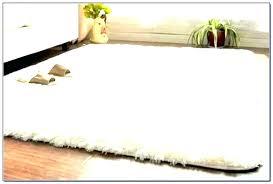 plush baby rug nursery pink fl area round flower