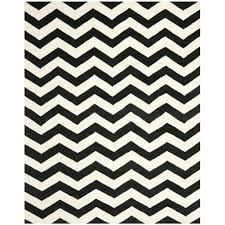 Chevron Rugs Wayfair Black And White Rug Wayfair