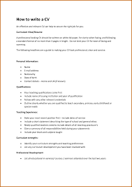 Curriculum Vitae Quizlet Letter Sample Collection