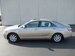 2008 Used Toyota Camry Hybrid 4dr Sedan at Luxury of North America ...