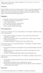 Customers Service Job Description Resume For Customer Service Jobs Yuriewalter Me