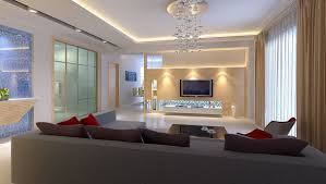 High Quality Modern Living Room Lighting Style