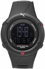 men s puma optimal cardiac heart rate chronograph silicone watch pu911291001 10 gif men s puma optimal cardiac heart rate chronograph silicone watch pu911291001