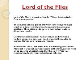 lord of the flies by william golding ppt video online  2 lord