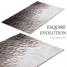 carpet esquire evolution by topfloor 3d model max obj fbx 1
