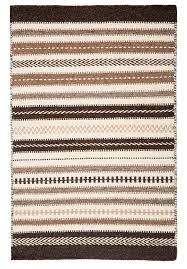 icelandic natural wool woven rug 3