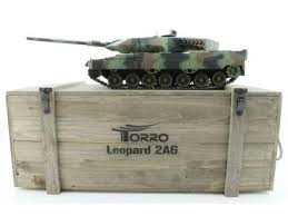 <b>Танк Leopard</b> 2А6 <b>радиоуправляемый</b> – купить в Москве, цена 34 ...