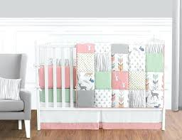 chevron baby bedding sets sweet designs piece c mint and grey astounding pink gray chevron crib baby boy chevron crib bedding sets