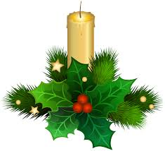 Christmas Candle PNG Clip Art Image | Gallery Yopriceville - High ...