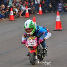 piala kapolres tangsel bodisa motor sport drag bike 201 meter