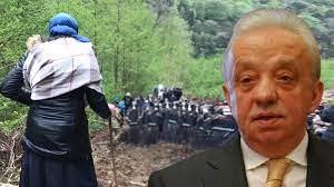 CHP'li Öztunç'tan İkizdere iddiası: Taş ocağı ihale edilmeden Cengiz Holding'e  verileceği belirlenmiş