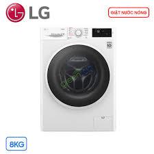 Máy Giặt LG Inverter 8kg (FC1408S4W2) Lồng Ngang Chính Hãng, Giá Rẻ Nhất