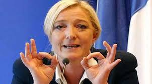فرنسا - مارين لوبان : كل شيء إلا هيلاري