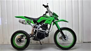 150cc electric kick start with headlights green aria quads bikes