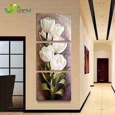 2018 oil painting living room modern wall painting flower decorative wall art pictures print on canvasno frame from aliceer 27 37 dhgate com